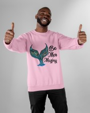 Be Mermazing Crewneck Sweatshirt apparel-crewneck-sweatshirt-lifestyle-front-05
