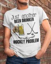 Just Another Beer Drinker Classic T-Shirt apparel-classic-tshirt-lifestyle-26