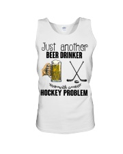 Just Another Beer Drinker Unisex Tank thumbnail