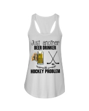 Just Another Beer Drinker Ladies Flowy Tank thumbnail