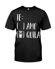 Tequila Premium Fit Mens Tee tile