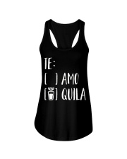 Tequila Ladies Flowy Tank tile