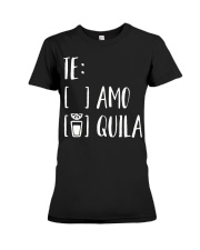 Tequila Premium Fit Ladies Tee thumbnail