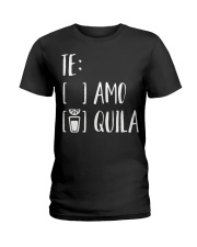 Tequila Ladies T-Shirt thumbnail