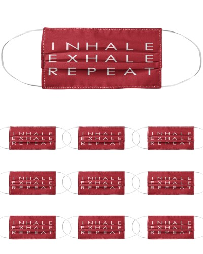 Inhale Exhale Repeat