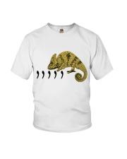 Chameleon Funny Youth T-Shirt thumbnail