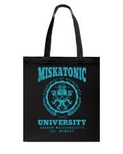 Miskatonic University Tote Bag thumbnail