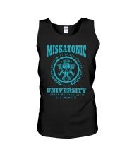 Miskatonic University Unisex Tank thumbnail
