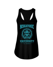 Miskatonic University Ladies Flowy Tank thumbnail