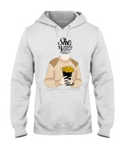 She Made Me Feel Things Hooded Sweatshirt thumbnail