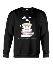 Drink Good Tea Crewneck Sweatshirt thumbnail