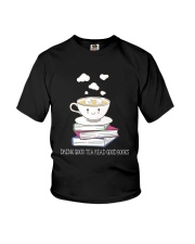 Drink Good Tea Youth T-Shirt thumbnail