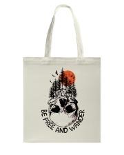 Be Freedom And Wander Tote Bag thumbnail