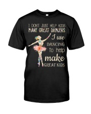 Make Great Kids Classic T-Shirt front
