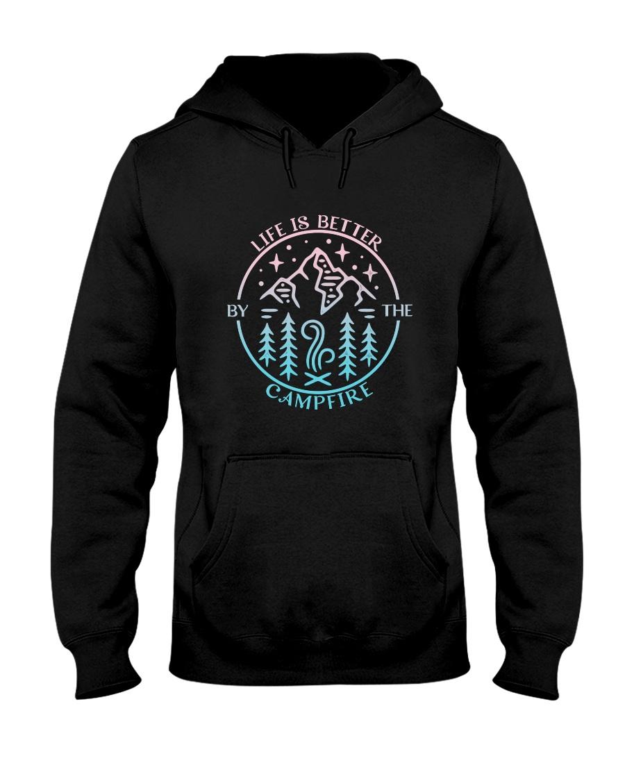 Life Is Better Hooded Sweatshirt