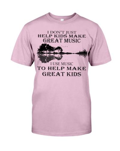 Music To Help Make Great Kids