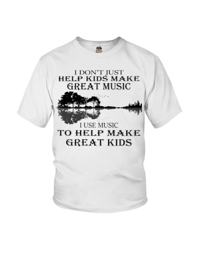 Music To Help Make Great Kids