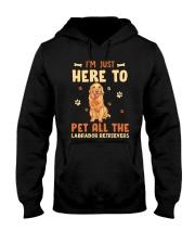 Labrador Retrievers Hooded Sweatshirt thumbnail