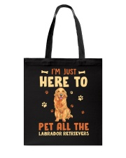 Labrador Retrievers Tote Bag thumbnail