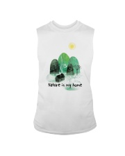 Nature Is My Home Sleeveless Tee tile