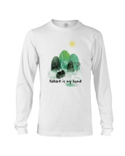 Nature Is My Home Long Sleeve Tee thumbnail