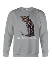 Portugal cat Crewneck Sweatshirt thumbnail