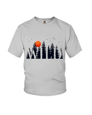 I Love Camping Youth T-Shirt thumbnail