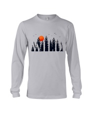 I Love Camping Long Sleeve Tee thumbnail
