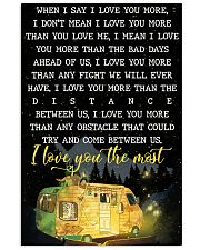 I Love You The Most 11x17 Poster front