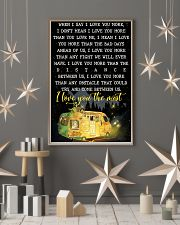 I Love You The Most 11x17 Poster lifestyle-holiday-poster-1
