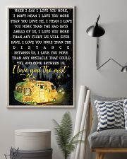 I Love You The Most 11x17 Poster lifestyle-poster-1