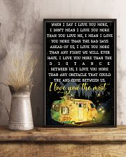 I Love You The Most 11x17 Poster lifestyle-poster-3