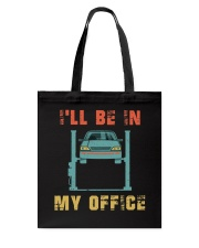 I'll Be In My Office Tote Bag thumbnail