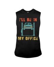 I'll Be In My Office Sleeveless Tee thumbnail
