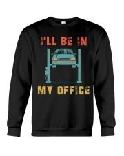 I'll Be In My Office Crewneck Sweatshirt thumbnail