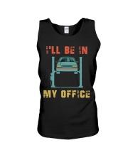 I'll Be In My Office Unisex Tank thumbnail