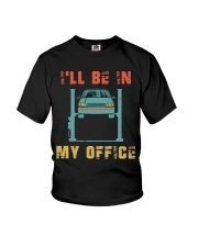 I'll Be In My Office Youth T-Shirt thumbnail
