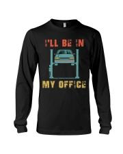 I'll Be In My Office Long Sleeve Tee thumbnail