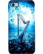 Playing Harp Phone Case i-phone-8-case