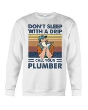Call Your Plumber Crewneck Sweatshirt thumbnail