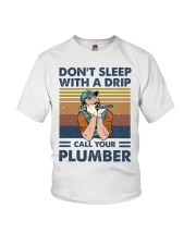 Call Your Plumber Youth T-Shirt thumbnail