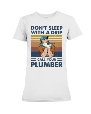 Call Your Plumber Premium Fit Ladies Tee thumbnail