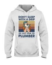 Call Your Plumber Hooded Sweatshirt thumbnail