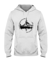 Freedom Is Just Another World Hooded Sweatshirt front