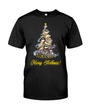 Merry Chistmas Sloth Classic T-Shirt tile