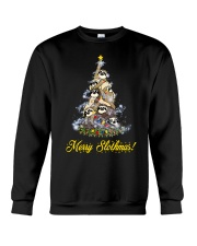 Merry Chistmas Sloth Crewneck Sweatshirt tile
