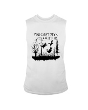 You Can't Fly Sleeveless Tee thumbnail