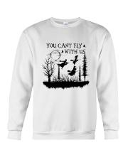 You Can't Fly Crewneck Sweatshirt thumbnail