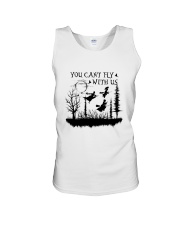 You Can't Fly Unisex Tank thumbnail