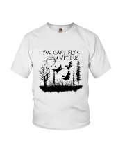 You Can't Fly Youth T-Shirt thumbnail